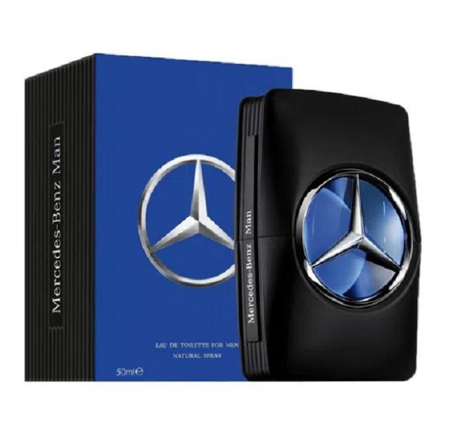 Perfume Masculino Mercedes Benz Man For Men 50ml