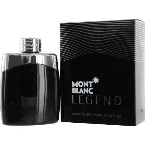 Perfume Masculino Mont Blanc Legend Eau de Toilette 100ml