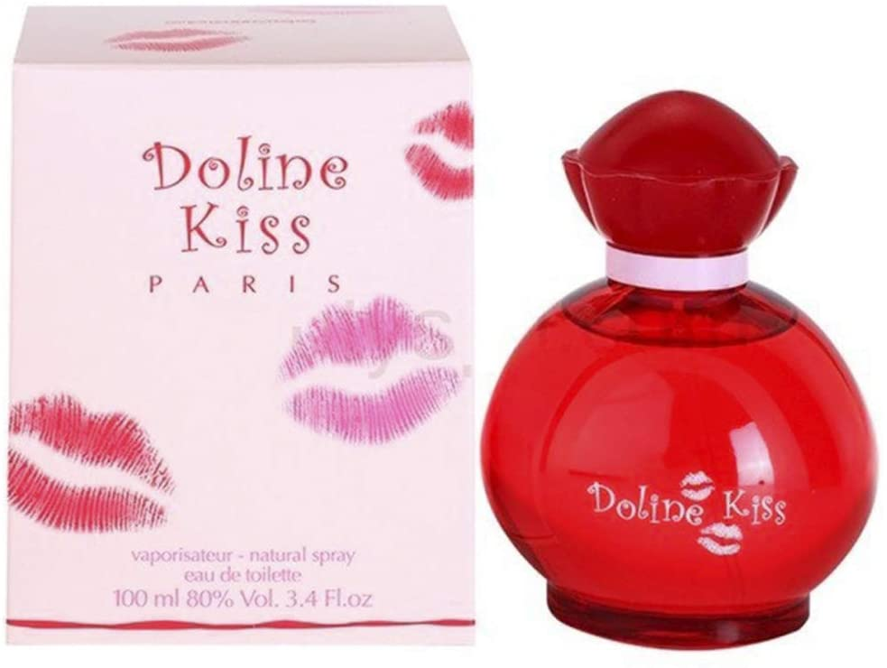 Perfume Laloa Via Paris Doline Kiss Eau De Toilette Feminino 100ml