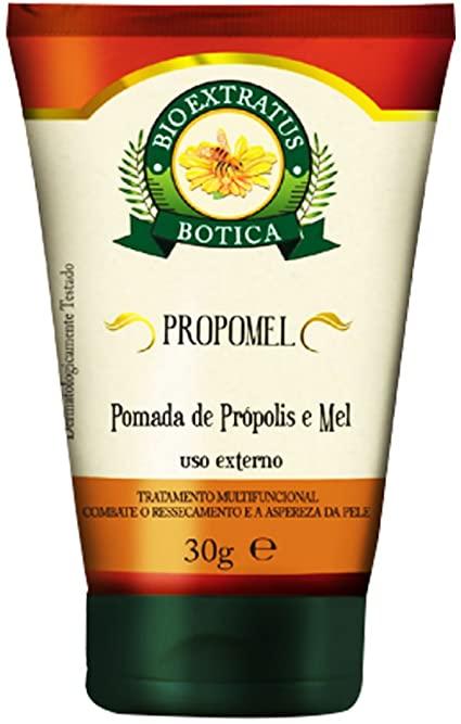Pomada De Própolis E Mel Propomel Botica 30 G Bio Extratus