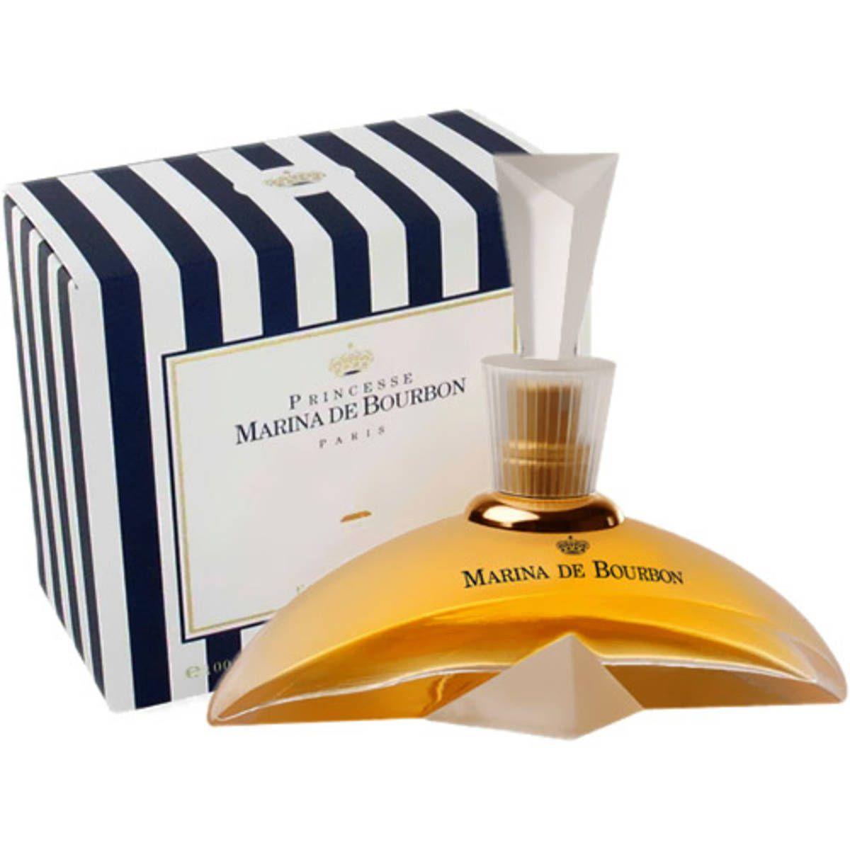 Princesse Marina de Bourbon Eau de Parfum Feminino 50ml