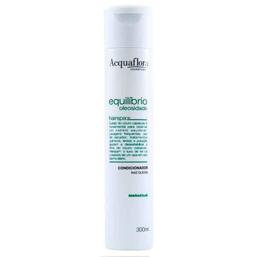 Shampoo Acquaflora Equilíbrio Oleosidade - 300ml