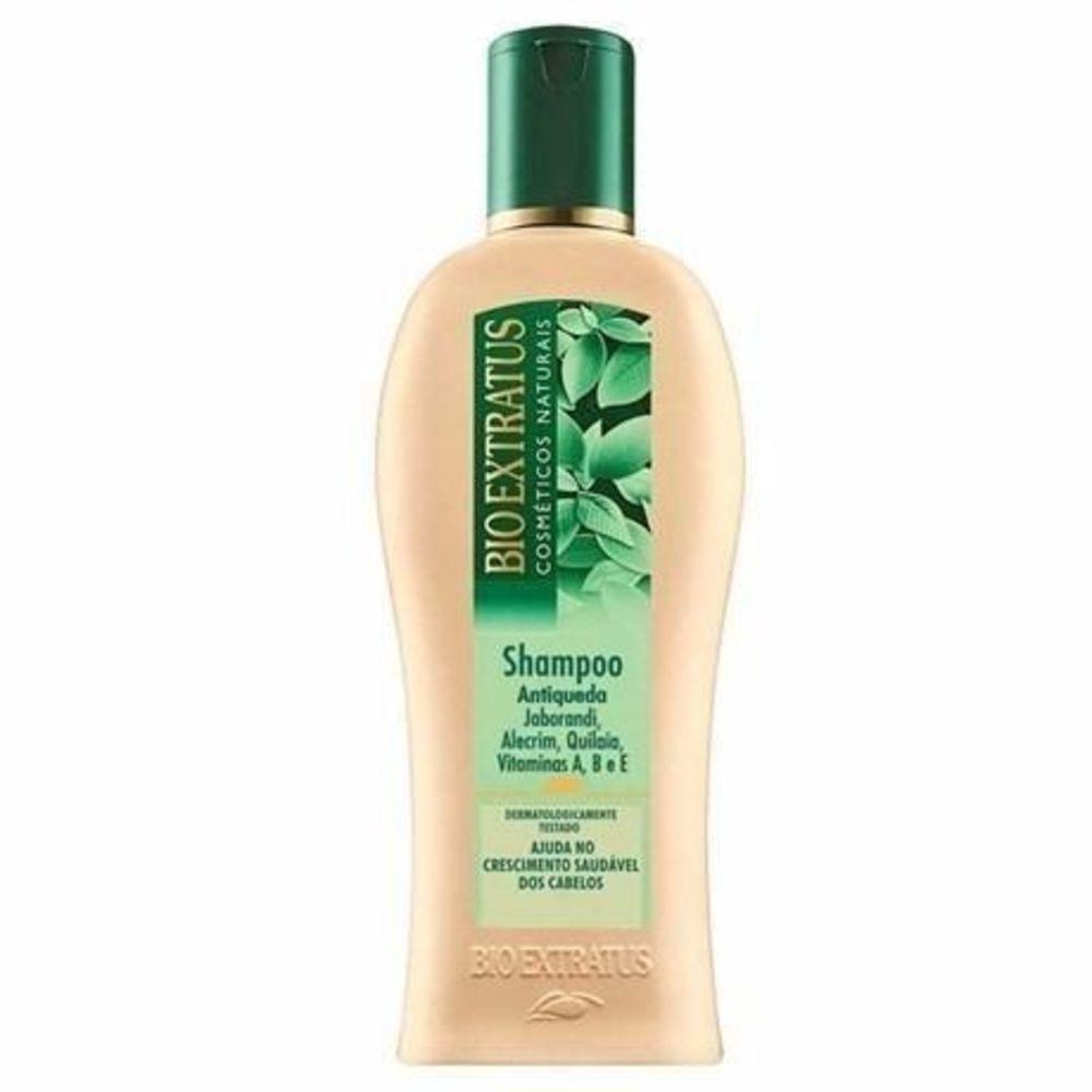 Shampoo Bio Extratus Jaborandi Antiqueda Ervas 500ml