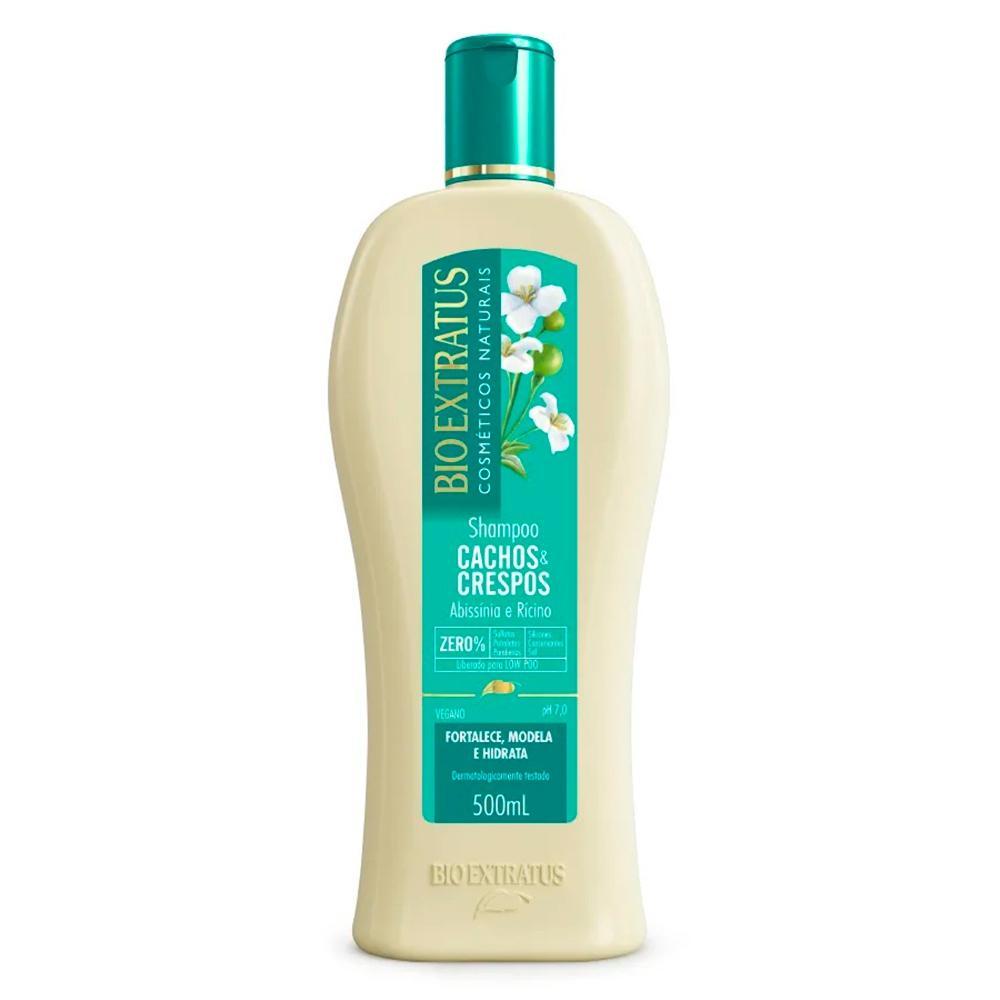 Bio Extratus Cachos E Crespos Shampoo 500ml