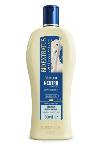 Shampoo Bio Extratus Neutro 500ml
