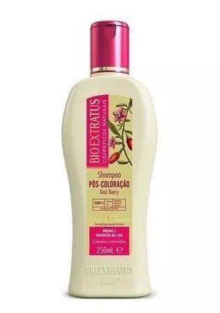 Shampoo Bio Extratus Pós Coloração 250ml