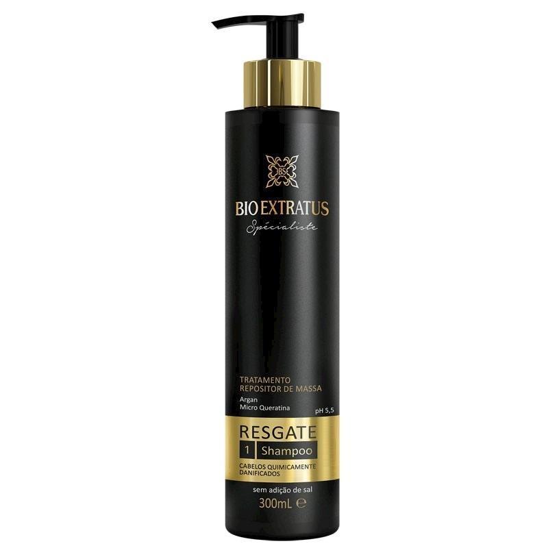 Shampoo Bio Extratus Spécialiste Resgate 300ml