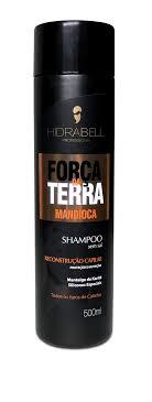 Shampoo Força Da Terra Hidrabell 500ML