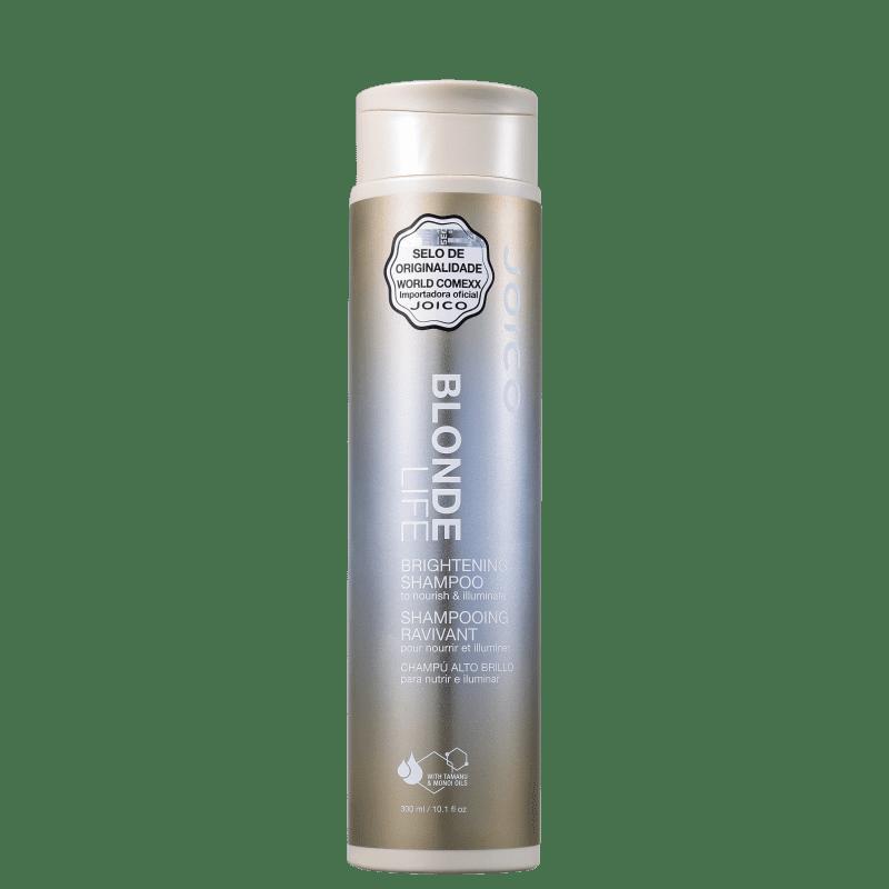Shampoo sem Sulfato 300ml - Joico Blonde Life Brightening