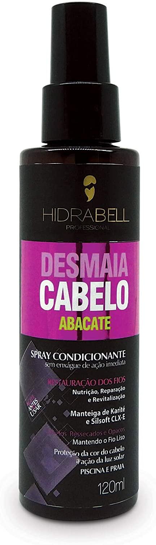 Spray Cabelo Liso Hidrabell 120ml