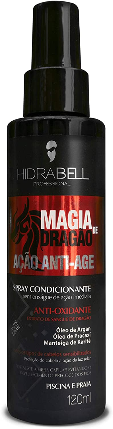 Spray Magia de Dragão Hidrabell 120ml