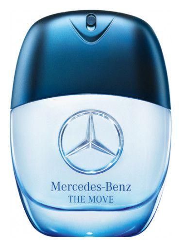 The Move Mercedes Benz Perfume Masculino - Eau de Toilette - 100ml