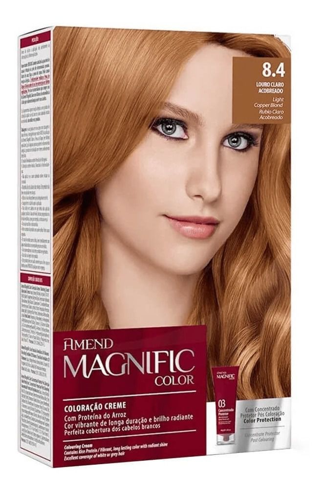 Tintura Amend Magnific Color 8.4  60g