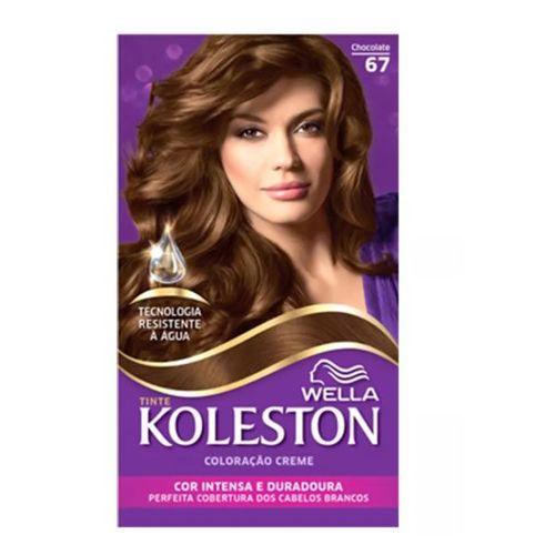 Tintura Koleston Wella 67 Chocolate