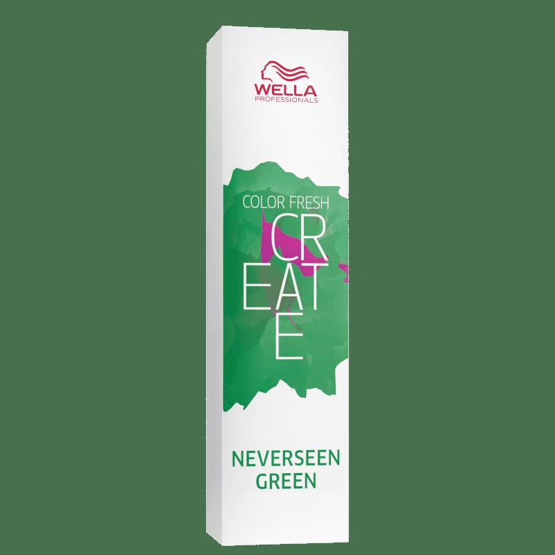 Tintura Wella Color Fresh Create Nerverseen Green 60g