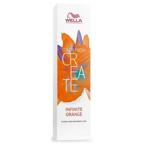 Tintura Wella Color Fresh Create Orange 60g
