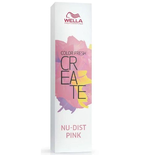 Tintura Wella Color Fresh Create Pink 60g