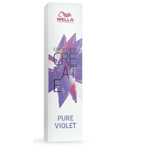 Tintura Wella Color Fresh Create Violet 60g