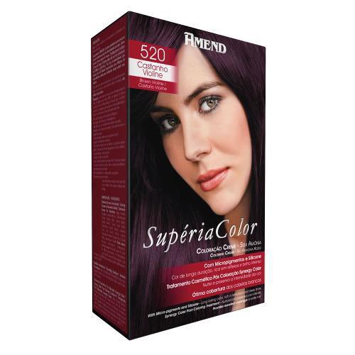 Tonalizante Amend Superia Color 520