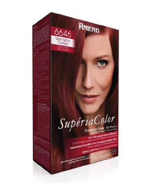 Tonalizante Amend Superia Color 6646