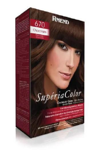 Tonalizante Amend Superia Color 670