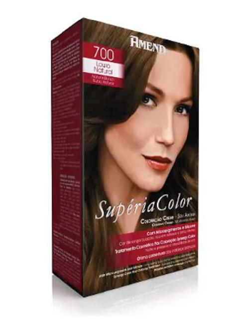 Tonalizante Amend Superia Color 700