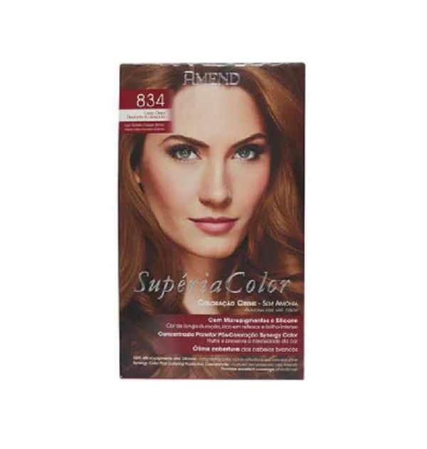 Tonalizante Amend Superia Color 834