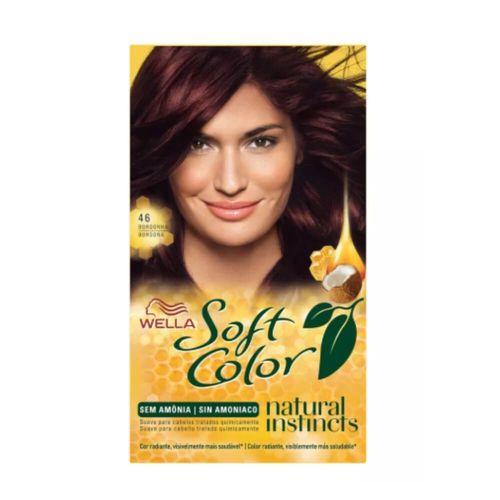 Tonalizante Soft Color 46 Borgonha