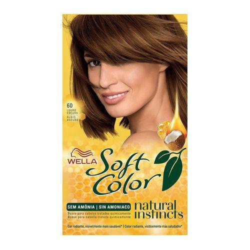 Tonalizante Soft Color 60 Louro Escuro