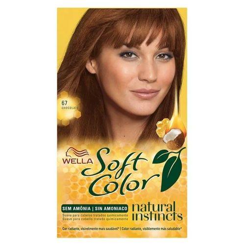 Tonalizante Soft Color 67 Chocolate