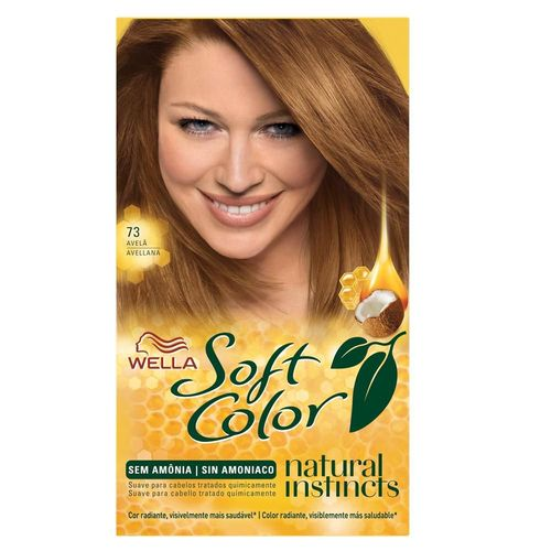 Tonalizante Soft Color 73 Avelã