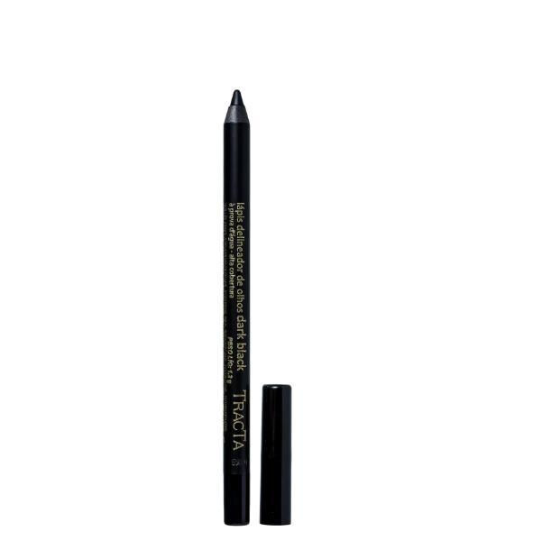 Tracta Lápis Delineador Para Olhos - Dark Black 1,14g