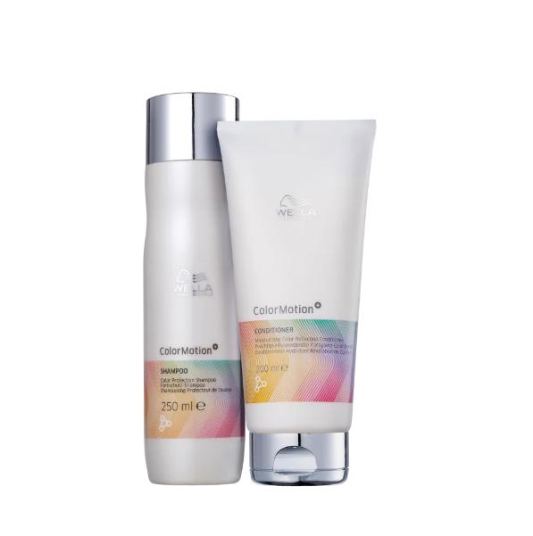 Wella Professionals Color Motion+ - Shampoo 250ml+Condicionador 200ml