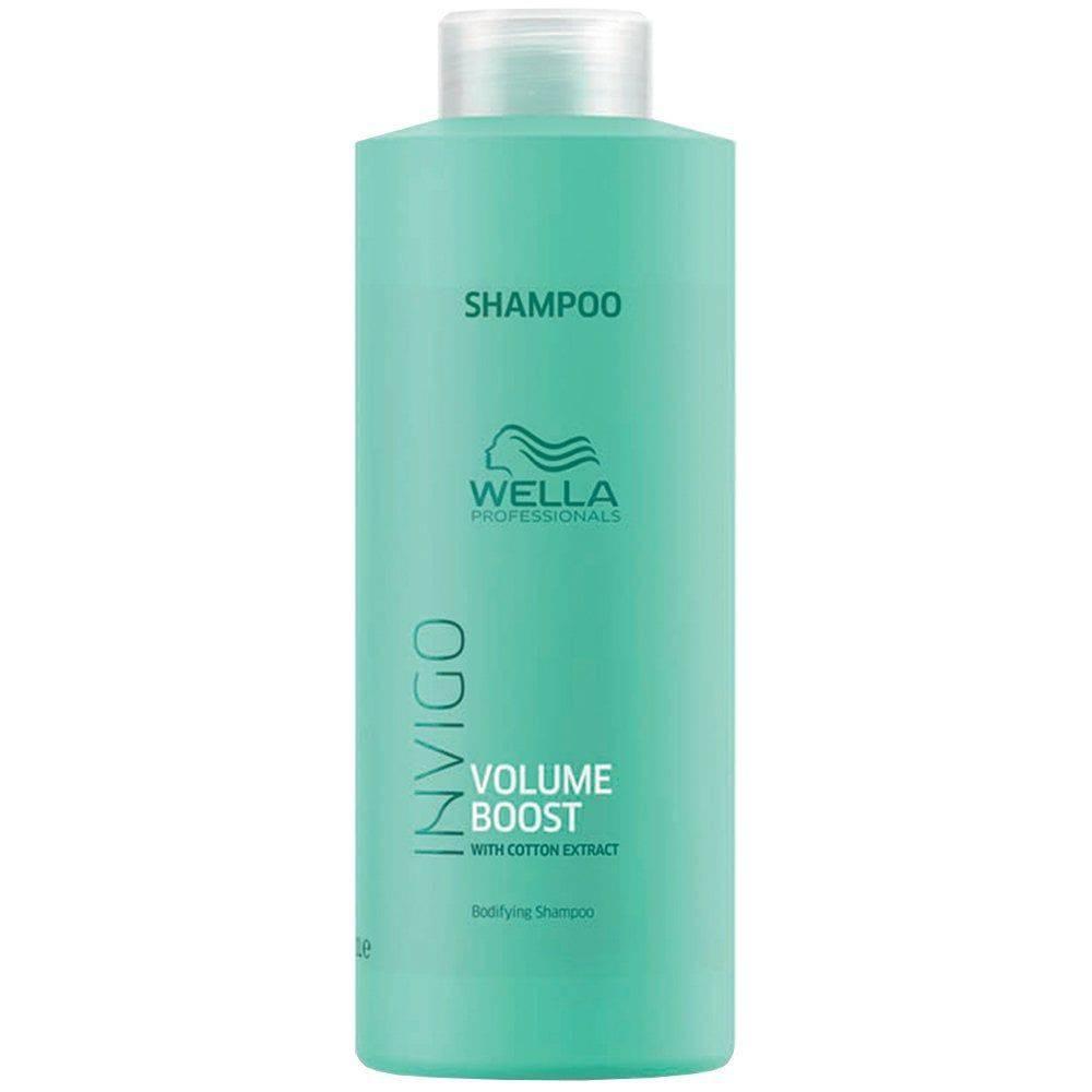 Wella Professionals Invigo Volume Boost Shampoo 1L