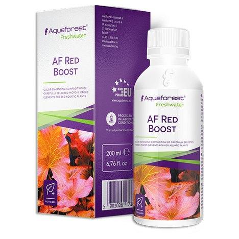 AF Red Boost 200mL  - Aquário Estilos