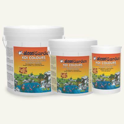Alcon Garden Koi Colours 550g  - Aquário Estilos