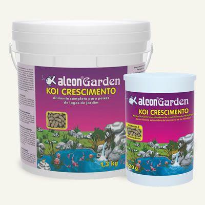 Alcon Garden Koi Crescimento 320g  - Aquário Estilos
