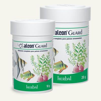 Alcon Guard Herbal  - Aquário Estilos