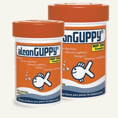 Alcon Guppy  - Aquário Estilos
