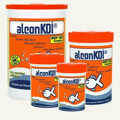 Alcon Koi  - Aquário Estilos