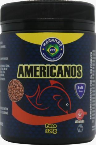 Americanos Soft 1,5mm - 125g  - Aquário Estilos