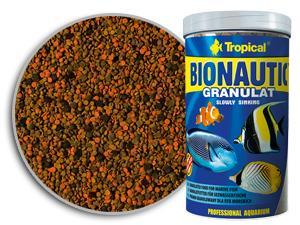 TROPICAL Bionautic Granulat  - Aquário Estilos