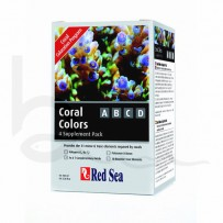 RedSea Coral Colors ABCD  - Aquário Estilos