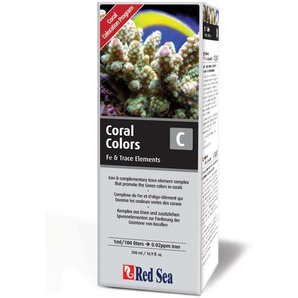 RedSea Coral Colors C  - Aquário Estilos