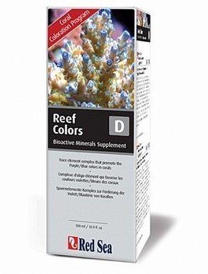 RedSea Coral Colors D  - Aquário Estilos