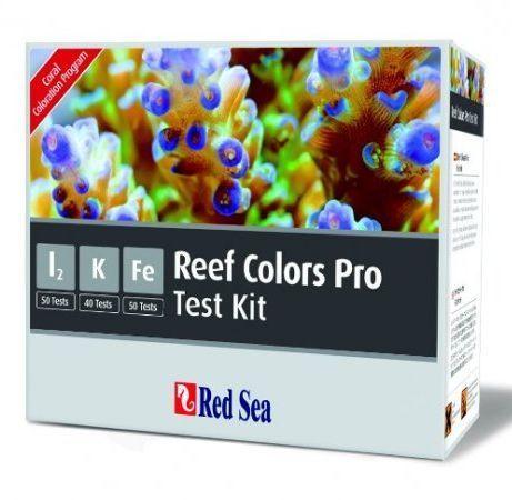 RedSea Coral Colors kit de teste Pro  - Aquário Estilos
