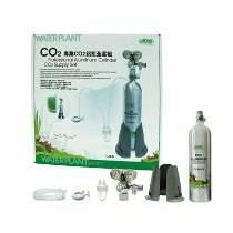 Ista Kit CO2 com cilindro 1L + Válvula Solenoide  - Aquário Estilos
