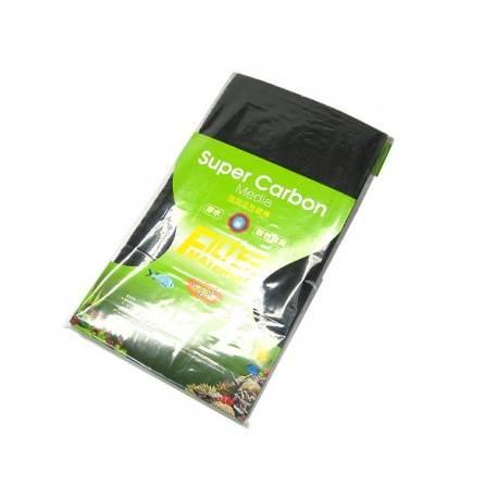 Ista Placa Super Carbon Removedor de Poluentes   - Aquário Estilos