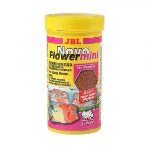 JBL NovoFlower mini Granulado  - Aquário Estilos