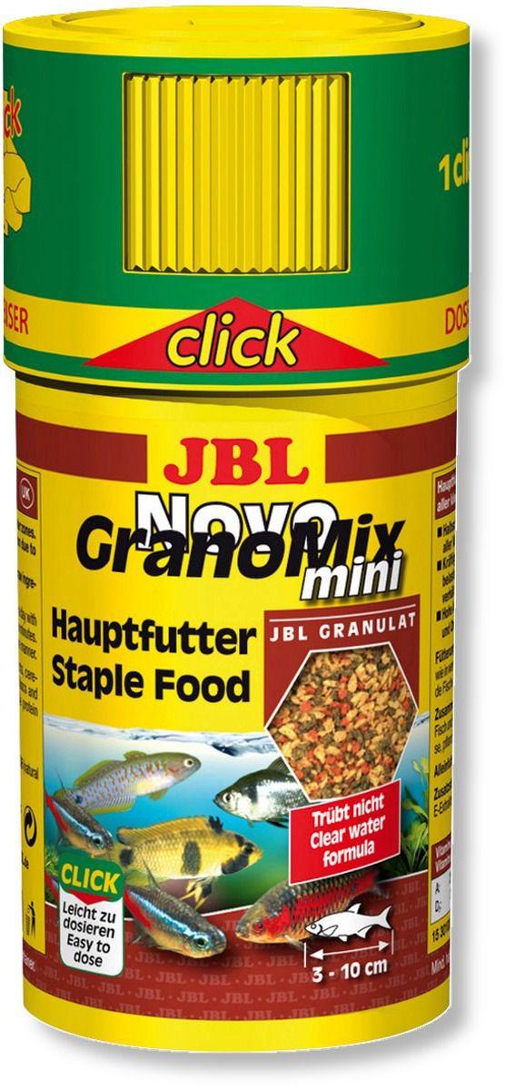 JBL NovoGranoMix mini CLICK  - Aquário Estilos